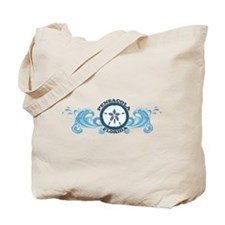 Pensacola Beach FL - Sand Dollar Design Tote Bag