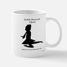Girl (E) Open - Mug
