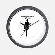 Boy (E) Open - Wall Clock
