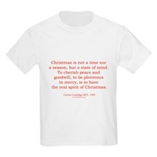 Calvin Coolidge 1 T-Shirt