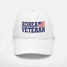 KOREA VETERAN Baseball Baseball Cap