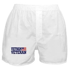 VIETNAM VETERAN Boxer Shorts