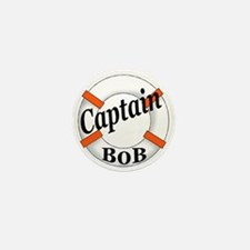 Captain Bob's Mini Button