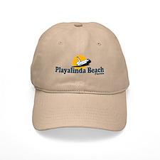 Playalinda Beach FL Baseball Cap