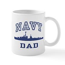 Navy Dad Mug