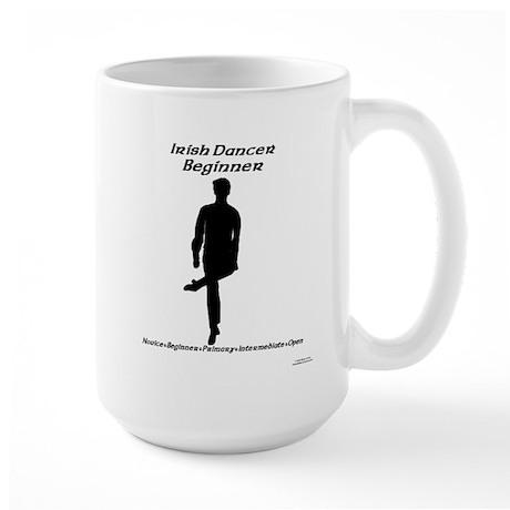 Boy (A) Beginner - Large Mug