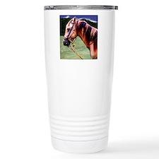 Travel Mug horse gifts colorful ho