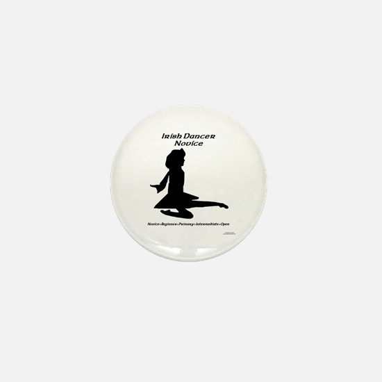 Girl (A) Novice - Mini Button