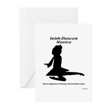 Girl (A) Novice - Greeting Cards (Pk of 10)