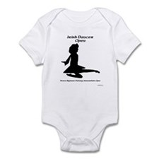 Girl (A) Open - Infant Bodysuit