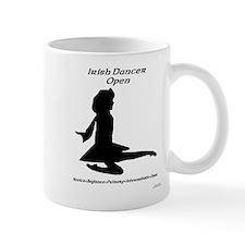 Girl (A) Open - Mug