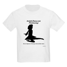Girl (A) Primary - T-Shirt