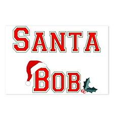 Santa Bob Postcards (Package of 8)