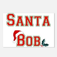 Santa Bob Postcards (Package of 8)