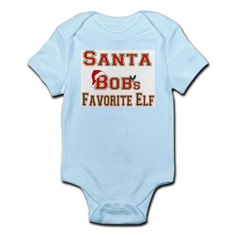 Santa Bob Infant Bodysuit