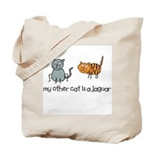 My Other Cat... Tote Bag