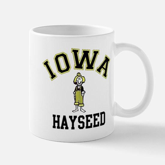 Iowa Hayseed Mug