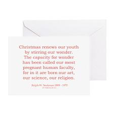 Ralph W. Sockman 1 Greeting Card
