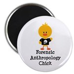 Forensic Anthropology Chick Magnet