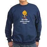 Forensic Anthropology Chick Sweatshirt (dark)
