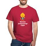 Forensic Anthropology Chick Dark T-Shirt