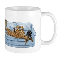NBr On Couch Mug