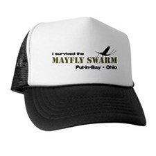 I Survived Mayfly Swarm - Put-in-Bay - Ball Hat