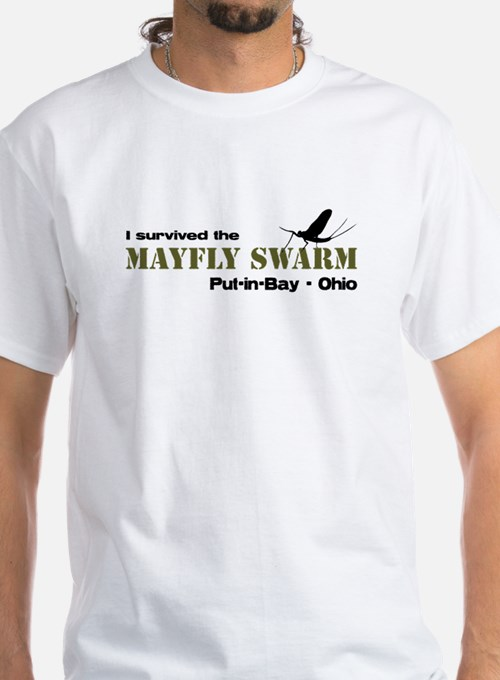 I Survived Mayfly Swarm Put-in-Bay - Shirt