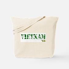 Vietnam 1968 Tote Bag