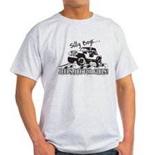 Silly Boys... Jeeps are for Girls! T-Shirt