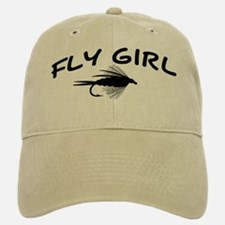 FLY GIRL Baseball Baseball Cap