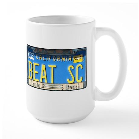 Beat SC Large Mug