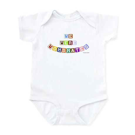 We Were Wombmates Infant Bodysuit