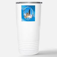 Lift Off! Stainless Steel Travel Mug
