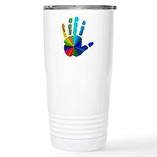 Hand Travel Coffee Mug