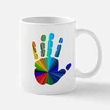Hand Mug