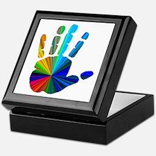 Hand Keepsake Box