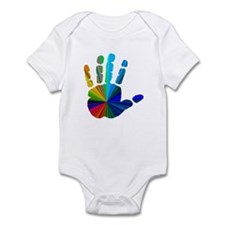 Hand Infant Bodysuit