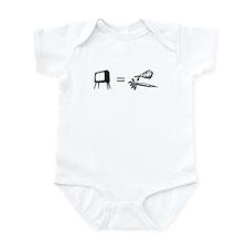 Tv Veggies Infant Bodysuit