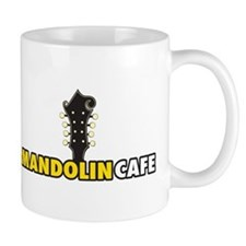 Mandolin Cafe Logo Coffee Mug
