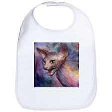 Sphynx Cat 30 Bib