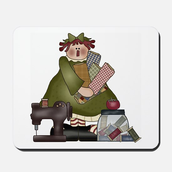 Sewing Annie Mousepad