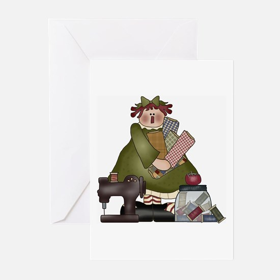 Sewing Annie Greeting Cards (Pk of 10)
