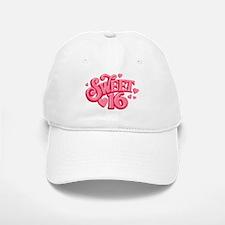 Sweetheart 16 Baseball Baseball Cap