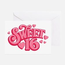 Sweetheart 16 Greeting Card