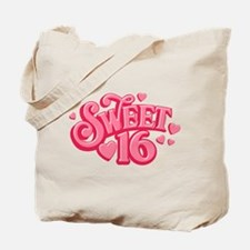 Sweetheart 16 Tote Bag