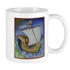 Brendan the Navigator Small Mug