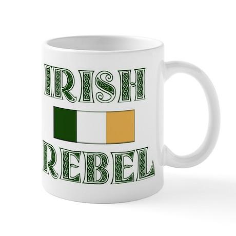 Irish Rebel w/Flag Mug