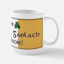 'Ireland United, Gaelic and Free!' Mug