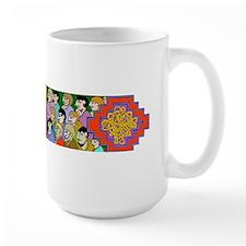 Celtic Gathering Mug